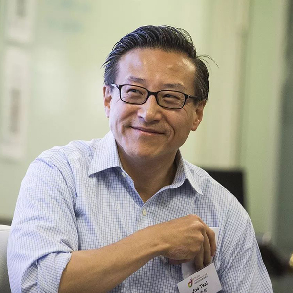 The Man Behind Jack Ma - Alibaba's CFO Joe Tsai