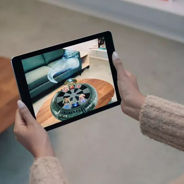 Alibaba has opened its AR platform and content platform since 2017
