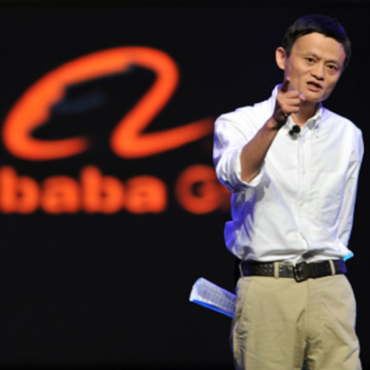 The Three Keywords in Jack Ma's Speech Requiring His People to Be Idealism, Trust and Humility