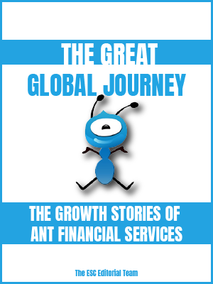 The Great Global Journey - The Growth Stories of Ant Financial Services